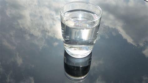 Tumbler Kangen Water free stock photo glass water sky live reflection