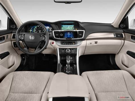 Honda Accord Interior 2015 by 2015 Honda Accord In Hybrid Review Release Date