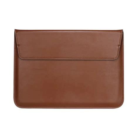 For Macbook Air 13 Inch A 1466 A 1369 Matte for mackbook messenger leather laptop sleeve for macbook