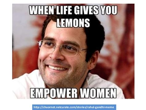 Gandhi Memes - why rahul gandhi of congress lost the 2014 india elections
