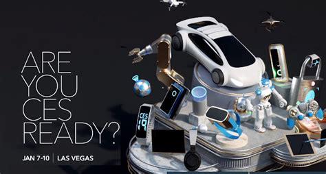 ces  consumer electronic show las vegas convention