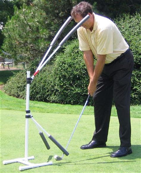 swing perfect golf training aid a game your pro swing trainer everything golf for less