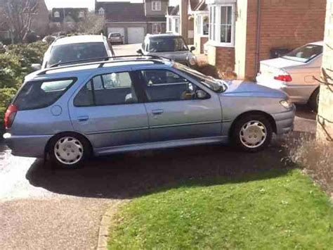 Peugeot Estate Cars For Sale Peugeot 306 Estate 1600cc Automatic Car For Sale