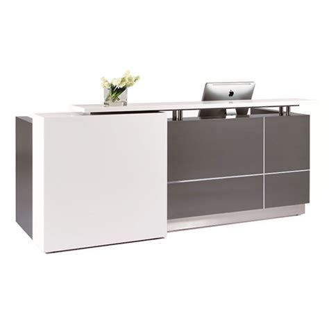 Reception Desk With Counter Monaco Reception Counter Desk Ikcon