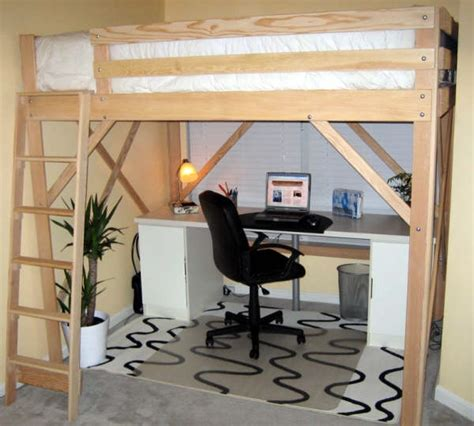 lofted queen bed loft beds loft and beds on pinterest