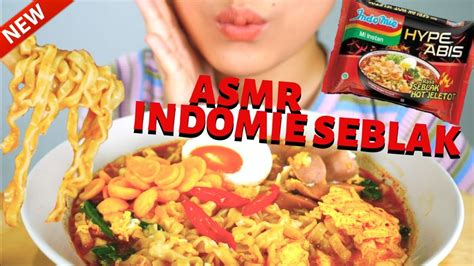 asmr indomie seblak hot jeletot hype abis soft