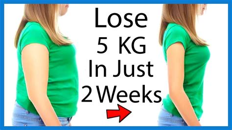 weight loss 5 kg the secret weight loss recipe lose 5 kg in just 2 days