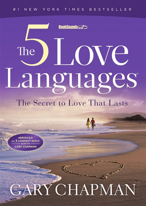 the 5 love languages let s bond over books