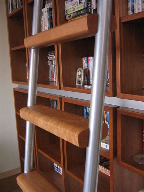bookcase with sliding ladder bookshelf with sliding ladder 28 images best 25