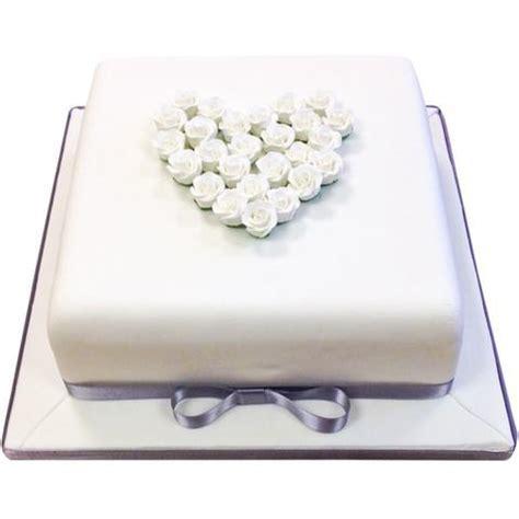 Diamond Wedding Anniversary Cake   Buy Online, Free UK