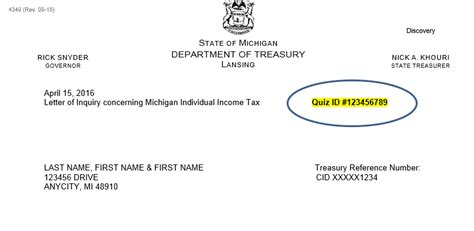 Tax Credit Confirmation Letter Taxes Identity Confirmation Help