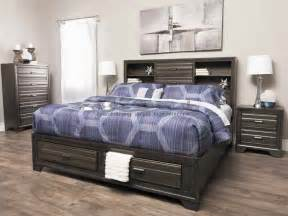 lifestyle 5236 antique gray 6pc bedroom set in