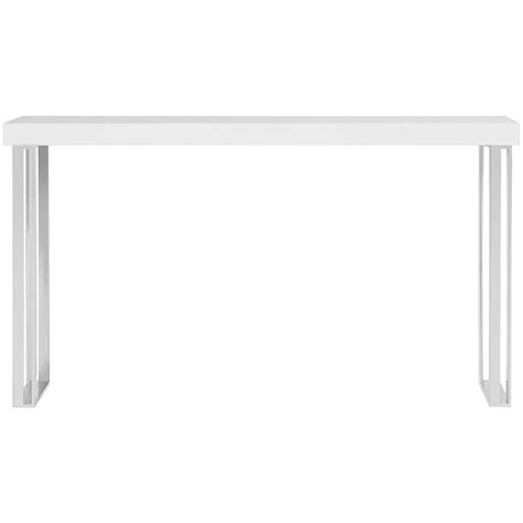White Sofa Table White Console Sofa Tables You Ll Love White Sofa Table