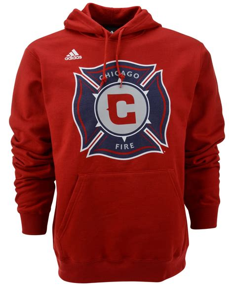 Pusat Sweater Adidas Reds lyst adidas s chicago logo set hoodie in for