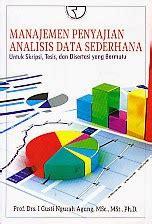 Analisis Data Penelitian Dengan Statistik Iqbal Hasan toko buku rahma pusat buku pelajaran sd smp sma smk