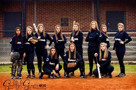 School Softball Team | cullman high school softball team photo by leslie dyer