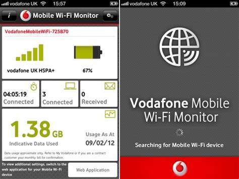 vodafone mobile wifi monitor vodafone mobile wi fi monitor app maxwireless de