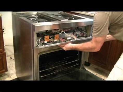 Gas Cooktop Repair - thermador stove repair simplified gas burner not working