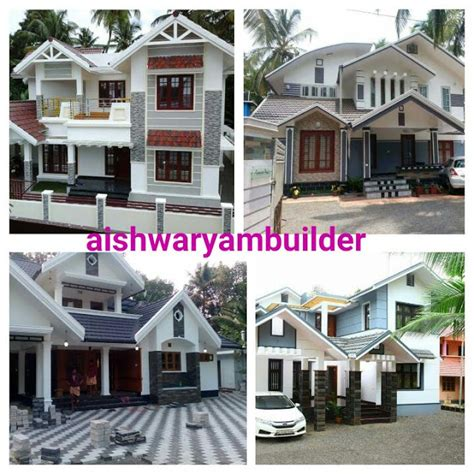 contractors in chennai modern villas designs villa