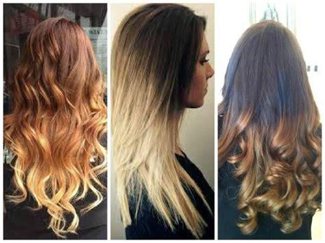imagenes de pintado de cabello aprende a te 241 ir tu cabello de una manera sencilla 161 te