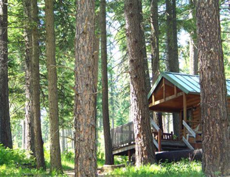 Idaho State Parks Cabins by Lake Coeur D Alene Bitterrootloop