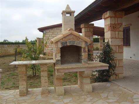 Forno E Barbecue In Pietra by Forni A Legna E Barbecue Costruiti In Loco
