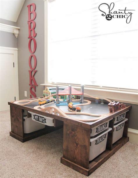 diy wooden lego table diy or lego table shanty 2 chic