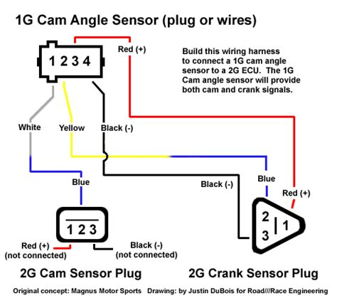 boat brands starting with g 1g cas wiring in 2g can t locate cam sensor plug dsmtuners