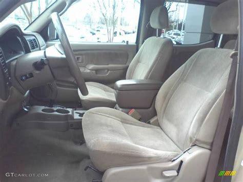 2004 Toyota Tacoma Interior by Oak Interior 2004 Toyota Tacoma Prerunner Trd Cab