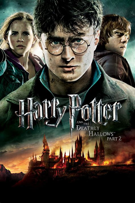 film it part 2 movie poster harry potter and the deathly hallows part 2