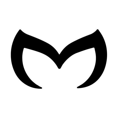 mazda m logo car logo with letter m bing images