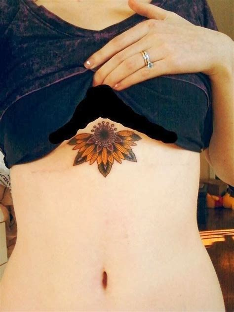 tattoos under breast ideas 25 best ideas about chest on