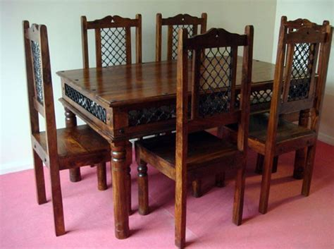Dining Table Jali Dining Table 8 Chairs Indian Style Dining Table And Chairs