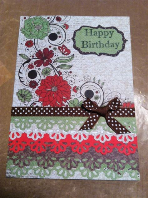 lisas holiday red punch 76 best images about punch edge cards on