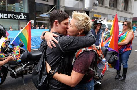 gay section of nyc photos pride celebrations continue around globe following