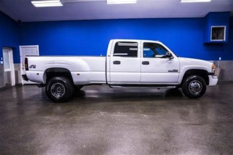 Tongsis Gmc Ts 03 purchase used 03 dually 4x4 low 38k duramax diesel nerf bars leather bose in