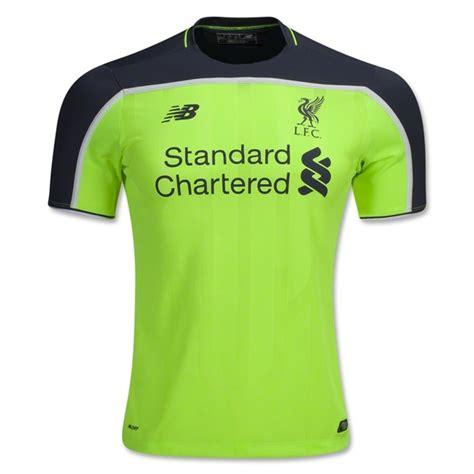 Model Baru Sweater Liverpool Black 16 17 2016 17 liverpool third soccer jersey liverpool