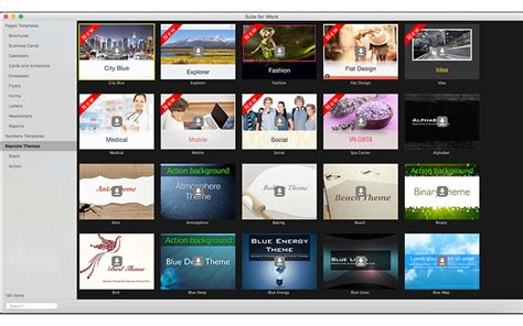 themes keynote free download suite for iwork themes for keynote templates for pages