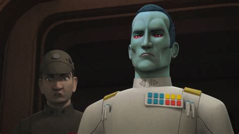 libro star wars thrawn grand admiral thrawn arrives in a new star wars rebels clip