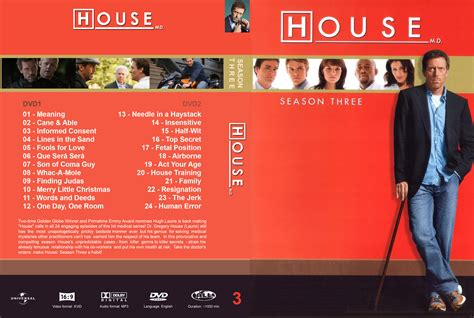 House Season 3 by Www Mike Sk Dvd Obaly