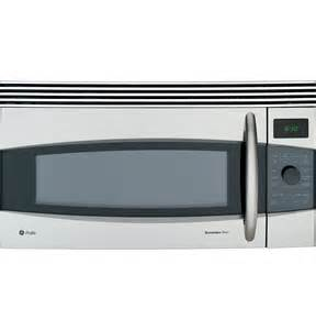 Convection over the range microwave oven jvm1790sk ge appliances
