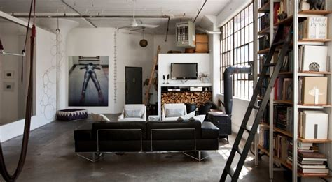 industrial loft decor how to select and decorate with an industrial bookcase