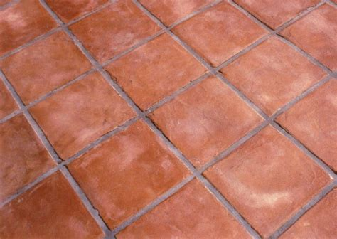 saltillo stamped concrete patio ideas pinterest