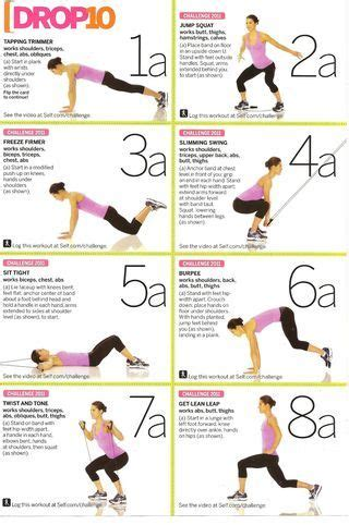 workout ideas on