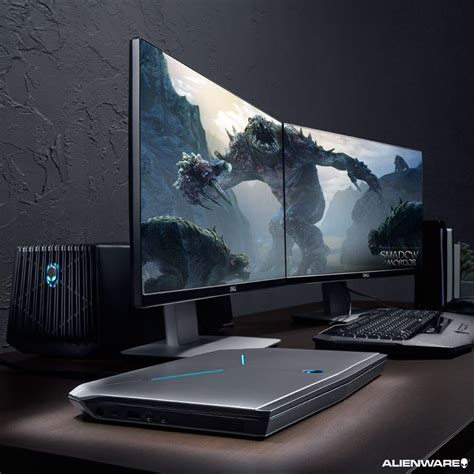 Computer Setup Ideas by Alienware Launches The Alienware 13 Gaming Laptop With A Twist