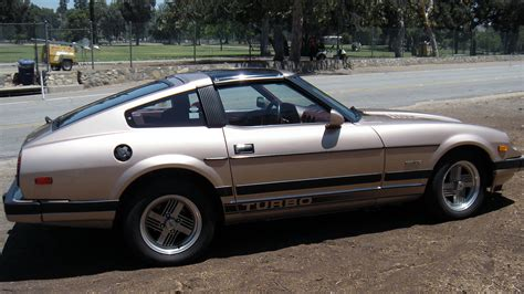 1983 datsun 280zx turbo 1983 datsun 280zx turbo t46 anaheim 2016