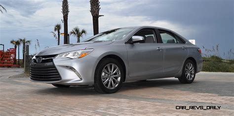 toyota v6 road test review 2015 toyota camry le and xle v6