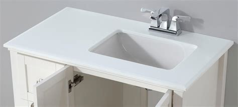 right offset sink vanity simpli home chelsea 36 quot right offset bath vanity with