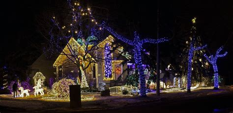 best edmonton christmas light displays