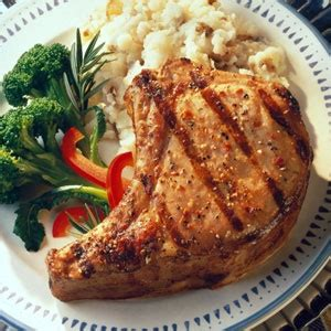 broil pork chops